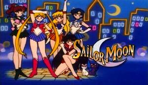 Sailor Moon 1992