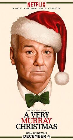 A Very Murray Christmas2015