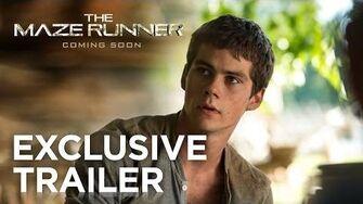 The Maze Runner Official Trailer HD