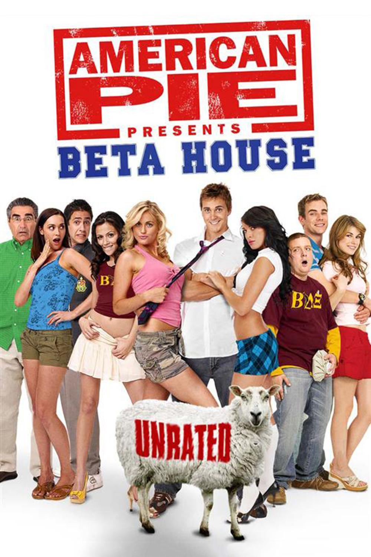 Risultati immagini per AMERICAN PIE 6 - BETA HOUSE ( 2007 ) POSTER