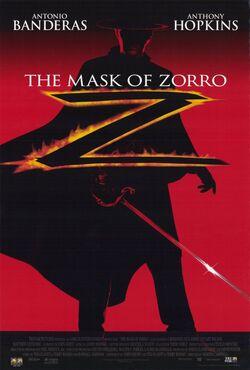The Mask of Zorro 1998