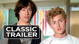 Bill & Ted's Excellent Adventure Official Trailer 1 - Keanu Reeves Movie (1989) HD