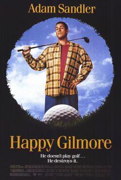 Happy Gilmore 1996