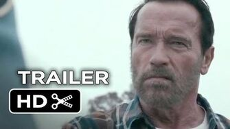 Maggie Official Trailer 1 (2015) - Arnold Schwarzenegger, Abigail Breslin Movie HD