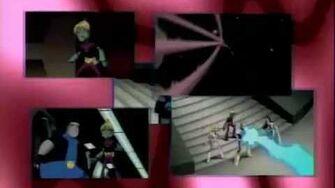 Legion of Super Heroes intro 1