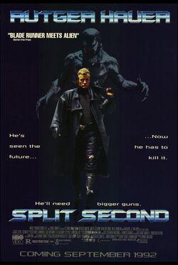 Split Second 1992