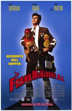 Frank McKlusky, C.I.2002