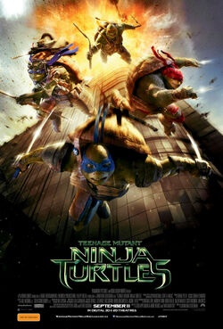 Teenage Mutant Ninja Turtles2014
