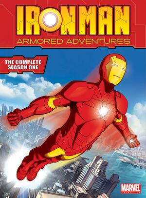 Iron Man Armored Adventures