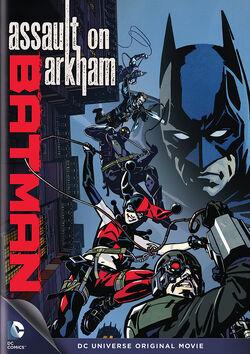 Batman Assault on Arkham
