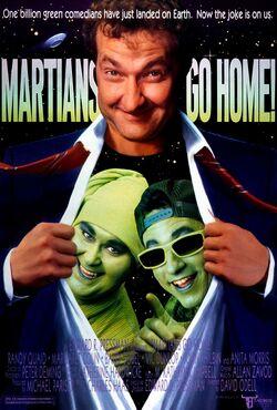 Martians Go Home1989