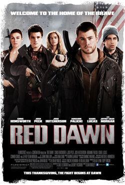 Red Dawn 2012