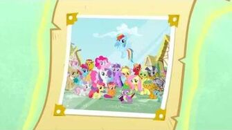My Little Pony Friendship is Magic Intro Season 4