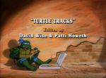 TMNT 1987 - Turtle Tracks
