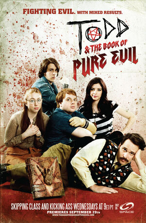 Todd and the Book of Pure Eviltv