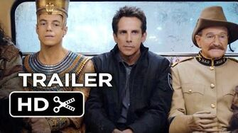 Night at the Museum Secret of the Tomb Official Trailer 1 (2014) - Ben Stiller Movie HD