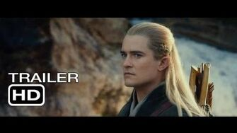 The Hobbit The Desolation of Smaug - HD Main Trailer - Official Warner Bros