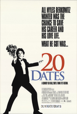 20 Dates (1999) Poster