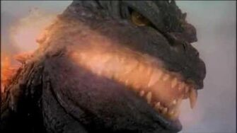 Godzilla 2000 (1999) trailer