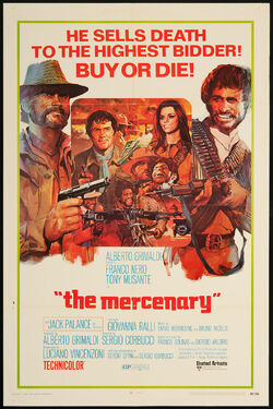 The Mercenary 1968