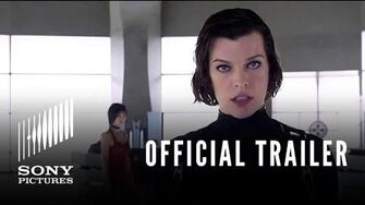 RESIDENT EVIL RETRIBUTION (3D) - Official Trailer - In Theaters 9 14