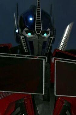 Optimus Prime prime