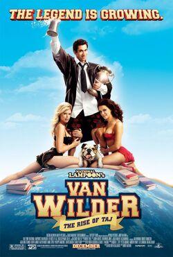 Van Wilder The Rise of Taj