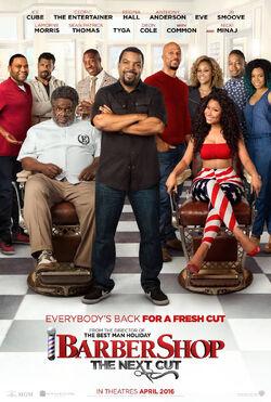 Barbershop The Next Cut2016