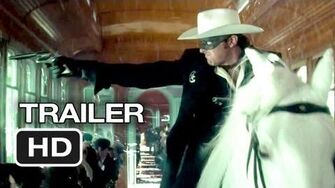The Lone Ranger Official Trailer 3 (2013) - Johnny Depp, Armie Hammer HD Movie