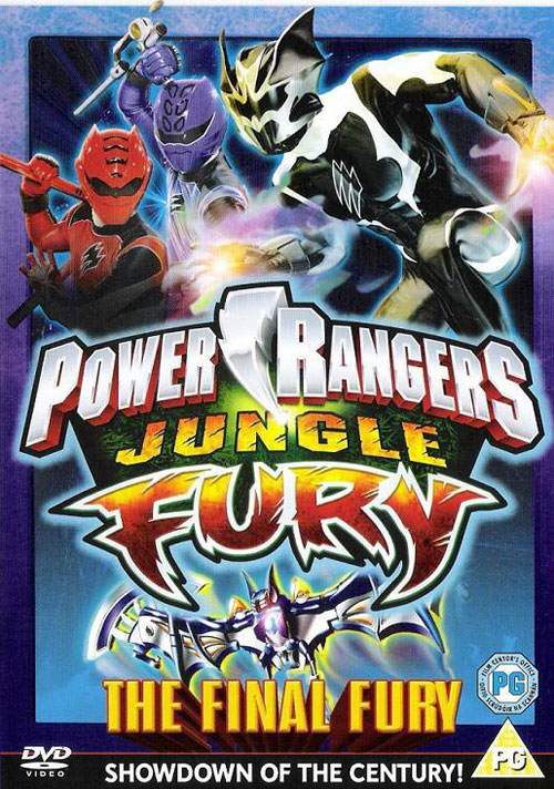 Power Rangers Jungle Fury (2008) | Movie and TV Wiki