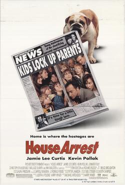 House Arrest (1996) Poster