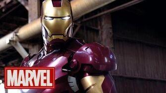 Iron Man Official Trailer 1 (2008) HD