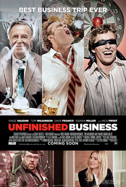 Unfinished Business2015