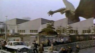 Godzilla vs Monster Zero Invasion of Astro Monster (1965) - trailer