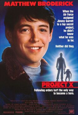 Project X 1987