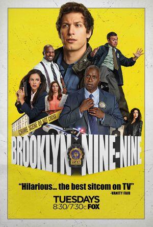 Brooklyn Nine-NineCover1