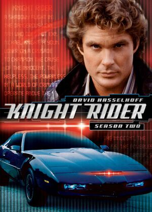 KnightRider1Cover