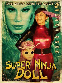 Super Ninja Bikini Babes2007