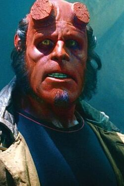 Hellboy hellboy