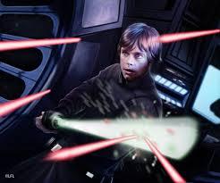 Luke saberdeflect