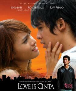 Love Is Cinta 2007