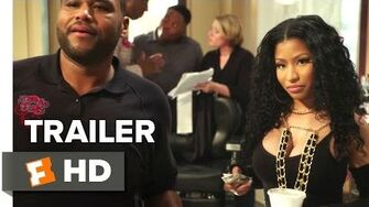 Barbershop The Next Cut Official Trailer 1 (2016) - Ice Cube, Nicki Minaj Comedy HD