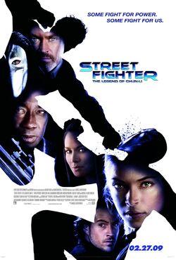 Street Fighter The Legend of Chun-Li