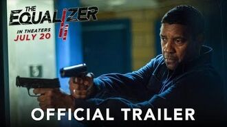THE EQUALIZER 2 - Official Trailer (HD)