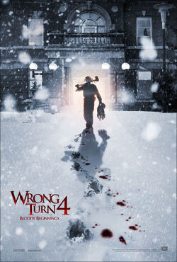Wrong Turn 4 Bloody Beginnings
