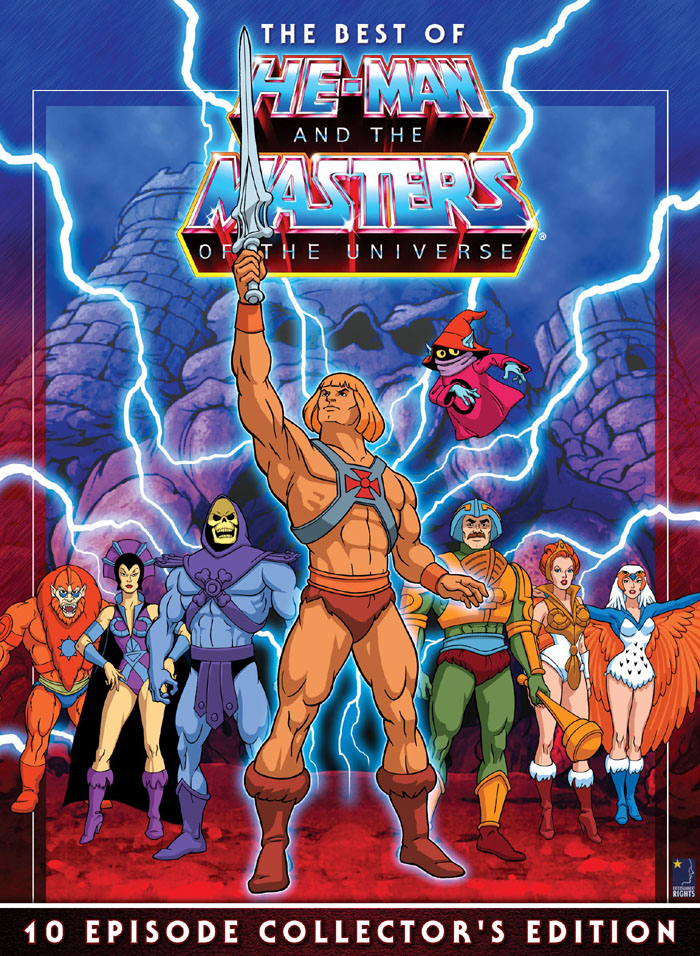 He-Man and the Masters of the Universe (1983)   Movie and TV