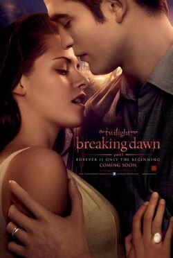 The Twilight Saga Breaking Dawn – Part 1
