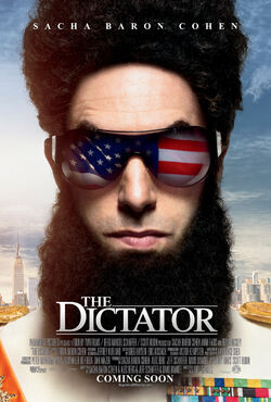 The Dictator 2012