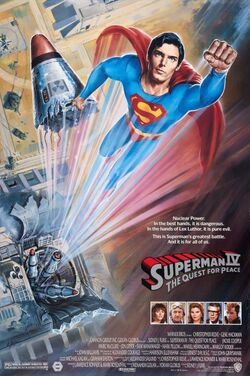 Superman4Poster