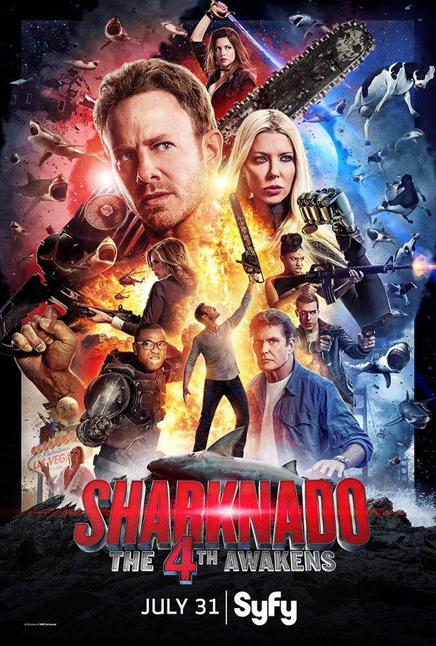 Sharknado 4 The 4th Awakens 2016
